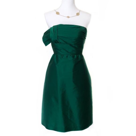 Cocktail Dresses Emerald Bridesmaid